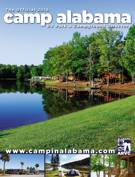 2016 Camp Alabama Directory Cover